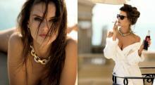Victoria's Secret-ის ანგელოზი ალესანდრა ამბროსიო Maxim-ისთვის (18+)