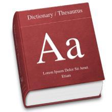 ავტომობილის სათადარიგო ნაწილების ლექსიკონი