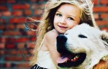 შინაური ცხოველების როლი ბავშვის აღზრდაში