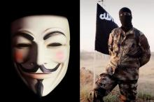 """Anonymous"" და ""ISIS""-ის კიბერ ომი"