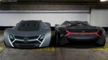 "Mercedes-ის ""ახალი ბომბი"" - ELK"