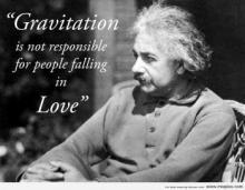 """""""გრავიტაცია არ არის პასუხისმგებელი მათზე, ვინც შეყვარებულია""""– ალბერტ აინშტაინი. 30 მეცნიერული ფაქტი სიყვარულზე"""