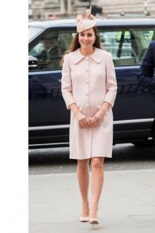 Kate Middleton-ის პალტოები