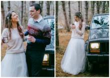 პრემიერის ქალიშვილის მოკრძალებული და ორიგინალური ქორწილი დღის სკანდალად იქცა (+ფოტოები)