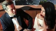 ბრედისა და ანჯელინას ქორწინება სრულდება. ბრედ პიტსა და სელენა გომესს ფლირტი აქვთ.
