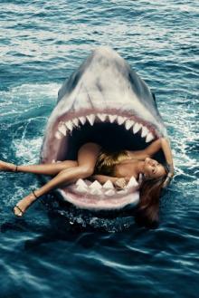 რიანამ ზვიგენთან ერთად იპოზიორა