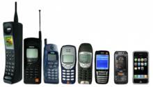 მობილური ტელეფონები ახლა და 20 წლის წინ. როგორ შეიცვალა ჩვენი ცხოვრება