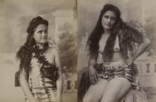 ჰავაის მოსახლეობა 130 წლის წინ