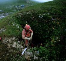 კრუბერას გამოქვაბული აფხაზეთში - მსოფლიოს ყველაზე ღრმა კარსტული გამოქვაბული