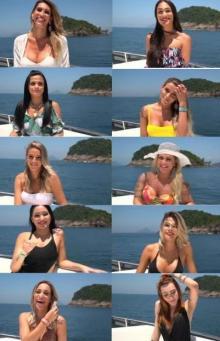 ათი ქალი და ერთი კაცი ახალი ბრაზილიური რეალითი შოუ