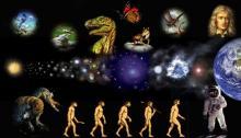 სამყაროს და დედამიწის განვითარების ისტორია. სიცოცხლე დედამიწაზე