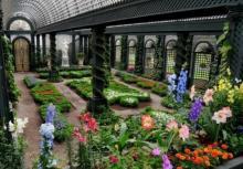 იდეები ლამაზი ბაღის მოსაწყობად
