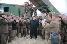 ჩრდილოეთ კორეა აშშ-ს ბირთვული იარაღით  დაემუქრა!