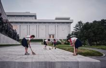 აკრძალული ფოტოები ჩრდილოეთ კორეიდან!