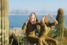 როგორ ინარჩუნებენ ქალურობას ისრაელის ჯარში მყოფი გოგონები - უნიკალური ფოტოპროექტი