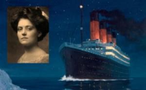 მას წყალში სიკვდილი არ ეწერა.  ქალი, რომელიც  3 გემის («ოლიმპიკი», «ტიტანიკი» და «ბრიტანიკი») კატასტროფას გადაურჩა