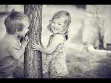 ბავშვობაში დარჩენილი სიყვარული...