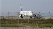 ეგვიპტეში თვითმფრინავი გაიტაცეს - ბორტზე სავარაუდოდ 81 მგზავრია