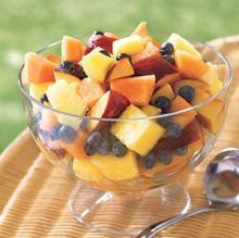 ჯანსაღი და სასარგებლო ხილის სალათები