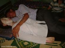 მას 9 წლის განმავლობაში გარდაცვლილ მეუღლის გვამთან  ერთად ეძინა...