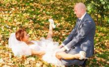 ყველაზე უცნაური საქორწილო ფოტოები