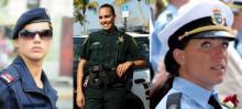 სასწრაფოდ დამაპატიმრეთ! ანუ ყველაზე ლამაზი პოლიციელი ქალები მსოფლიოს სხვადასხვა ქვეყნიდან