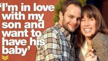 ბრიტანელი მამაკაცი საკუთარ დედაზე ქორწინდება