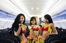 პირდაპირ თვითმფრინავში: სხვადასხვა ავიაკომპანიის უცნაური მომსახურება