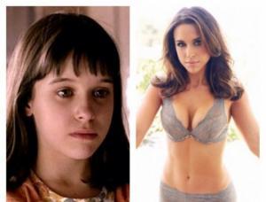 ვარსკვლავები, რომლებსაც საბავშვო ფილმებიდან ვიცნობდით, ახლა ისინი ყველაზე ლამაზი მსახიობები არიან...