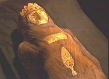 სპარსული მუმიის საიდუმლო - არქეოლოგია  თუ  კრიმინალი?