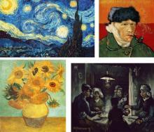 ვინსენტ ვან გოგი - გენიალური მხატვარი (გაიცანით მისი შემოქმედება)