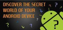 საიდუმლო კოდები ანდროიდის ტიპის მობილურებისთვის!