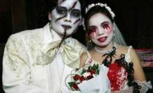 ყველაზე უცნაური ქორწინების ფოტოები, მსოფლიოს სხვადასხვა ქვეყნებიდან!
