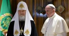პირველად!!! კათოლიკების ლიდერი ისლამური რელიგიის ლიდერს შეხვდება!