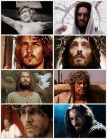 """""""ტოპ  რჩეული"""" ფილმები იესო ქრისტეზე და მსახიობები, რომლებმაც ფილმებში იესო ქრისტე საუკეთესოდ განასახიერეს"""
