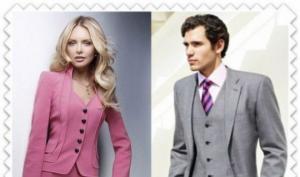 არ დაფიქრებულხართ რატომ აქვს მამაკაცის სამოსს მარჯვნივ ღილები,ხოლო ქალისას მარცხნივ?