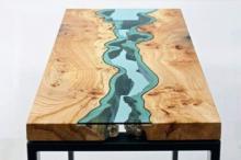 ულამაზესი დიზაინის მაგიდები, რომლებიც აუცილებლად უნდა ნახოთ