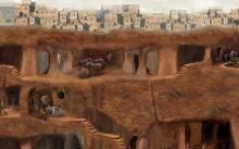 თურქეთში 5000 წლის მიწისქვეშა ქალაქი აღმოაჩინეს