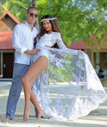 თანამედროვე ქართული მოდა - გამჭვირვალე საქორწინო კაბები