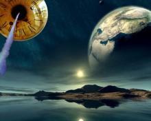 სამყაროს და ჩვენი განვითარების ისტორია (დიდი აფეთქებიდან დღემდე)