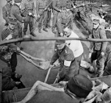 უნიკალური და საზარელი ფოტოები - მეორე მსოფლიო ომი