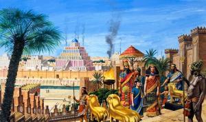 ბიზნესი ძველ ბაბილონში. მესოპოტამიელი ოლიგარქები და «ზეწოლა ბიზნესზე»