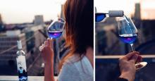 ესპანელებმა პირველად მსოფლიოში ლურჯი ღვინო დაამზადეს