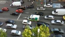 ნებისმიერი სატრანსპორტო საშუალების მძღოლი, რომელიც სასწრაფო დახმარების მანქანას გზას არ დაუთმობს შემდეგნაირად უნდა დაჯარიმდეს