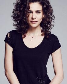 ულამაზესი თურქი მსახიობი ებრუ იოზქანი