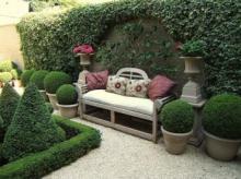 ბაღებისა და ეზოების დიზაინი ხრეშის გამოყენებით – 65 კრეატიული იდეა (ნაწილი II)
