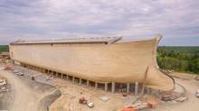 აშშ-ში ნოეს კიდობანი ააგეს
