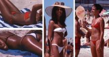 რიოს  სანაპირო 70- იან წლებში