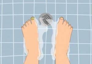 10 შეცდომა, რომელსაც შხაპის მიღების დროს, უმრავლესობა უშვებს