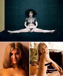 """""""Playboy """"-ის პირველი მოდელების ახალი ფოტოსესია 60 წლის შემდეგ"""